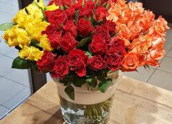 Роза 40 см (Кения)